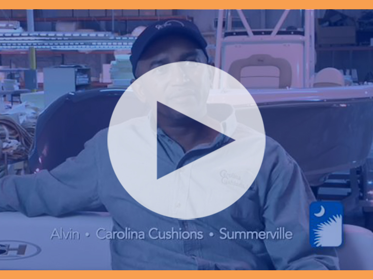carolina cushions business banking testimonial